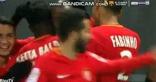 Djibril Sidibe Goal ~ Saint Etienne vs AS Monaco 0-1