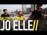 JO ELLE - TEARDROPS (BalconyTV)