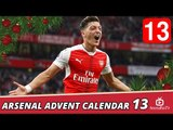 Arsenal Advent Calendar 13 | Fans Take Over At Man United!!!