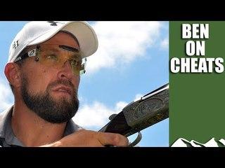 Ben Husthwaite on cheating at clayshoots