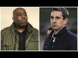 Robbie vs Gary Neville  LETS GET IT ON!!! ,  Robbie Responds To Nevilles Comments
