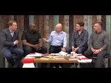 FourFourTube: Liverpool v Arsenal ft Legends Ray Parlour & John Aldridge