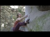 Lisa Chulich Sacrifices Skin to Climb a Classic Font Highball   Tales From The Forest, Ep. 2