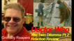 Doctor Who Classic The Twin Dilemma pt 2 reaction/review Colin Baker by The Grimsby Reapers