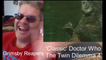 Doctor Who Classic The Twin Dilemma pt 4 reaction/review/ Colin Baker The Grimsby Reapers