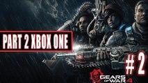 Gears Of War 4 Walkthrough GamePlay Part2 / Xbox one PC2