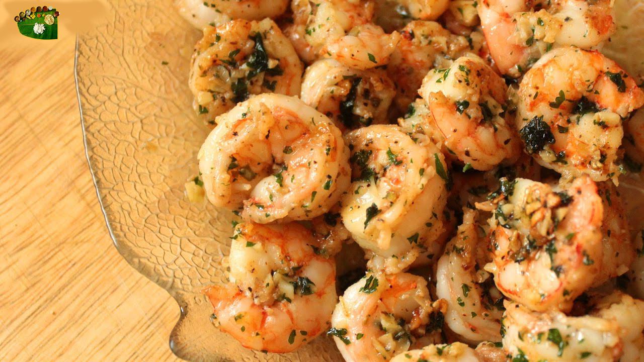 Garlic Shrimp | Samayal Manthiram