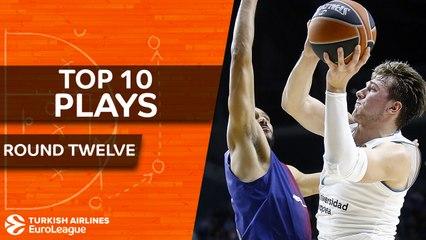 Regular Season, Round 12: Top 10 plays