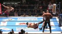 CHAOS (Hirooki Goto & YOSHI-HASHI) vs. Suzuki-gun (Minoru Suzuki & Takashi Iizuka) - World Tag League (2017) - Day 1