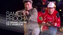 Ce soir à 20h55 sur France 2, on connaitra les 50 comiques préférés des français dans Le Grand Show de l'humour. Découv