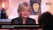 Thé ou Café : Charlotte Gainsbourg se confie avec tendresse sur Yvan Attal (Vidéo)