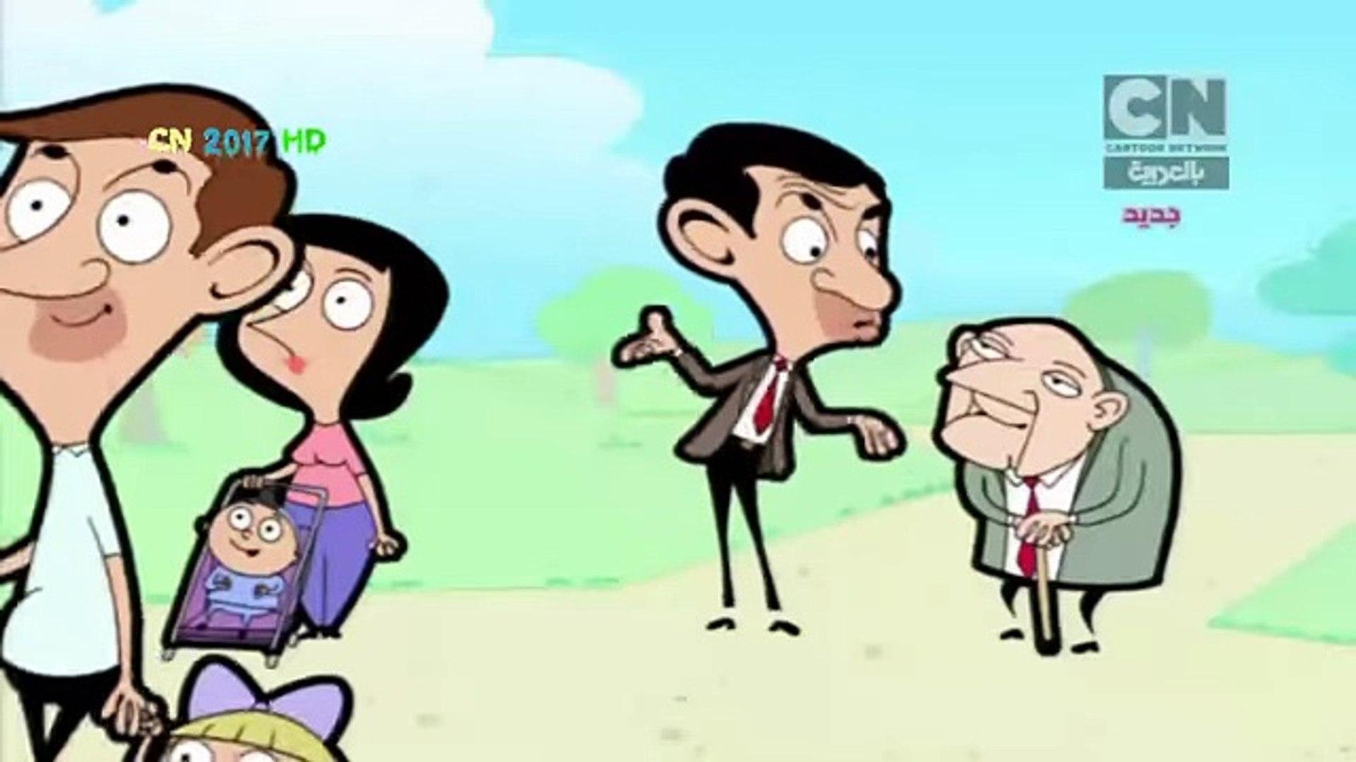 مستر بن الحلقه الاخيره تحول مستر بن الى مصاص دماء Mr Bean