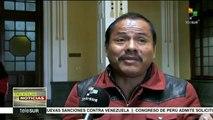 teleSUR Noticias: Avances en diálogo entre gob. y oposición venezolana