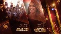 Ce soir à partir de 21h00 sur TF1 : L'Election de Miss France 2018 en direct depuis le Mach 36 de Châteauroux. Découvrez