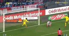 Résumé Rennes 0-2 PSG mi-temps