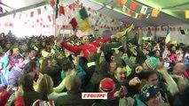 Biathlon - WTF : Grosse ambiance au Grand-Bornand