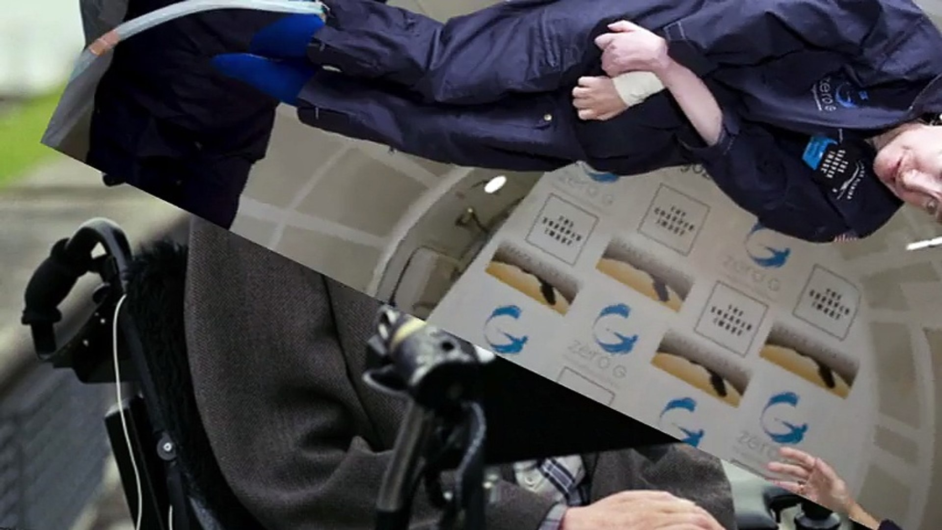 ¡REALMENTE SORPRENDENTE! Carlos Luis Michel Fumero: Stephen Hawking
