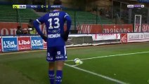 But Hyun-Jun Suk Troyes 1-0 Amiens