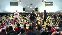 Chuck Taylor vs. Zack Sabre Jr. - My Way - PWG Pushin Forward Back