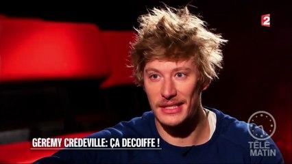 L'interview de Gérémy Crédeville sur France2 dans Télé Matin