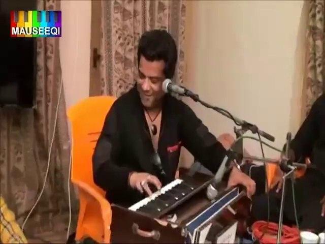 Taahngaan Walay Nain - Nadeem Salamat Version
