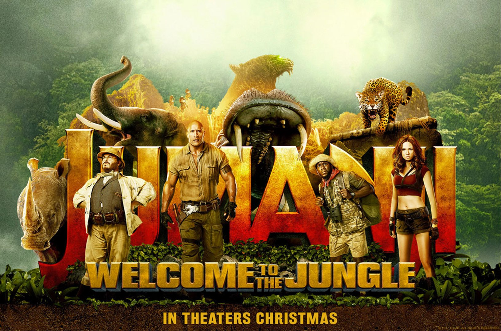 watch jumanji welcome to the jungle online free dailymotion