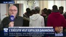 """""""Nous remettons en cause la politique migratoire telle qu'elle est conçue depuis l'arrivée d'Emmanuel Macron"""", déclare Christian Reboul de Médecins du monde"""