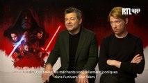 """VIDÉO - """"'Star Wars 8' est un film qui a du cœur"""", pour Andy Serkis (Snoke)"""