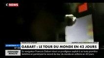 François Gabart améliore de plus de six jours le record du tour du monde en solitaire