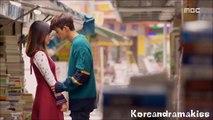 Korean drama accidental kiss scene | Korean Drama Kiss Scene Collection