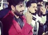 Shahid Afridi Pakhtoons - Pakistani Actors - Semi Finals T10 Cricket League - BY {HZS STUDIO}
