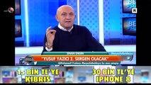 """Sergen Yalçın: """"Yusuf Yazıcı 2. Sergen Yalçın olacak"""""""