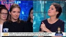 """NDDL : """"Il y a une ZAD qui est une occupation illégale avec des gens dangereux qui préparent une guérilla"""" dit A.Bergé (LaRem)"""