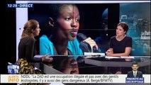 """Nomination de Rokhaya Diallo : """"Quelqu'un qui parle de racisme d'Etat n'a pas sa place dans un organisme d'Etat"""", dit Aurore Bergé"""