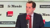 """Laurent Wauquiez """"vient braconner""""  sur """"les idées du Front national"""", estime Nicolas Bay, vice-président du FN"""