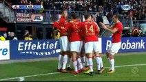 Alireza Jahanbakhsh Goal HD - AZ Alkmaar 1-0 Ajax 17.12.2017