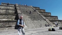 Mexique : Teotihuacan