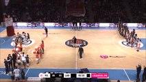 LFB 17/18 - J10 : Villeneuve d'Ascq / Basket Landes