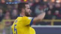 Miralem Pjanic Super Goal HD - Bologna 0-1 Juventus 17.12.2017