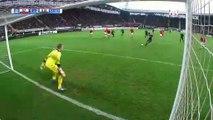Lasse Schone (Penalty) Goal HD - AZ Alkmaar 1-2 Ajax 17.12.2017