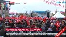 Cumhurbaşkanı Erdoğan: Afrin'i teröristlerden temizleyeceğiz