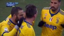 Bologna 0-2 Juventus Mario Mandzukic Goal HD - 17.12.2017
