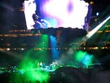 Muse - Map of the Problematique, Reliant Stadium, Houston, TX, USA  10/14/2009
