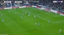 Goal R.Babel Besiktas 1 - 0 Osmanlispor 17.12.2017 HD