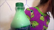 Bad Baby Victoria Pranks Annabelle Toy Freaks Cry baby Daddy Hidden EggToy Freaks Victoria Fan (2)