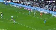 S.Gurler   Goal Besiktas  5  -  1  Osmanlispor 17.12.2017 HD