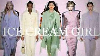 SPRING SUMMER 2018 Fashion Trends_ Ice Cream Shades