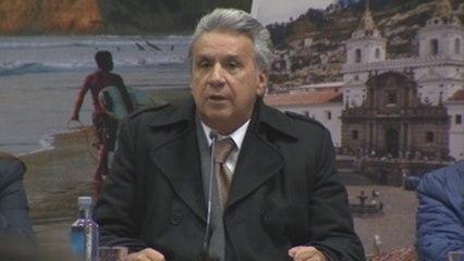 El presidente Moreno quiere que España facilite el visado europeo a los ecuatorianos