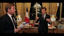 """Emmanuel Macron : """"Une crise démocratique, c'est une crise de l'efficacité"""""""