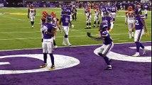 NFL : Stefon Diggs célèbre son touchdown avec un hommage à Kobe Bryant